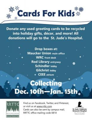 Cards For Kids Flyer