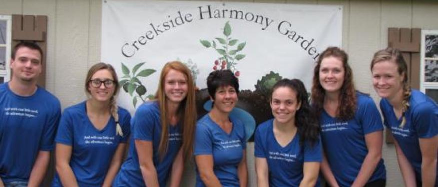 Creekside Garden Crew